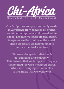 Brief description of our scupltures